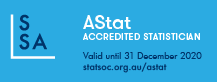 Accredited Statistician